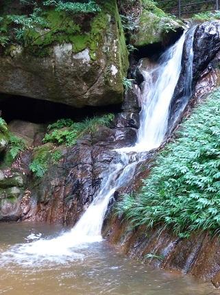 白竜の滝_その1