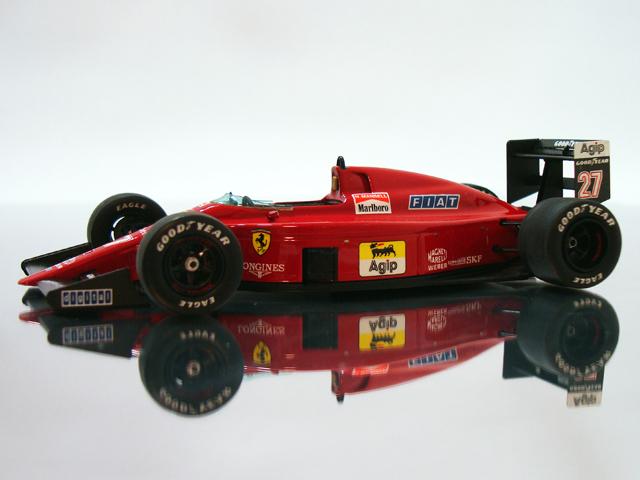 #FerrariF189a