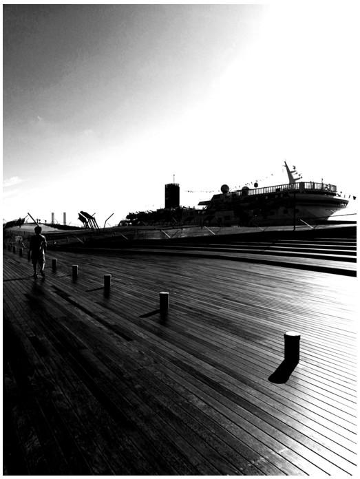 大桟橋ー2