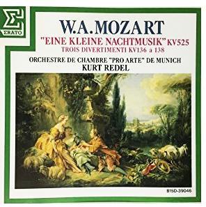 Mozart Eine Kleine redel