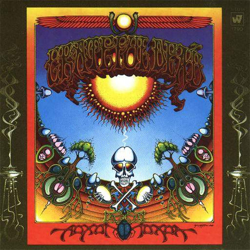 The Grateful Dead Aoxomoxoa