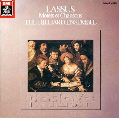 Lassus_Motets et Chansons