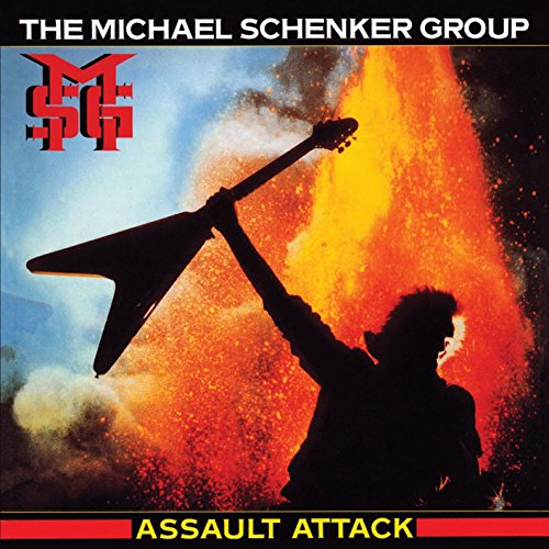 MichaelI Schenker Group ASSAULT ATTACK
