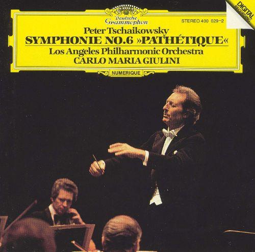 Tchaikovsky Symphony6_Giulini