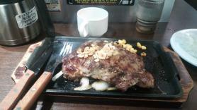 いきなりステーキ 肉300g