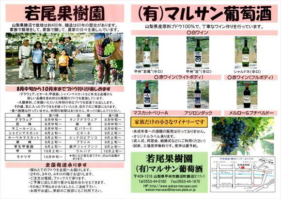 ゆうブログケロブログ勝沼ワイナリー巡り2018GW (38)