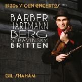 1930s Violin Concertos
