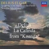 Delius-Elgar Neville Marriner