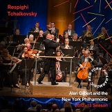 Respighi Tchaikovsky Alan Gilbert and tha New York Philharmonic