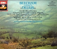 Delius Orchestral Works Thomas Beechum