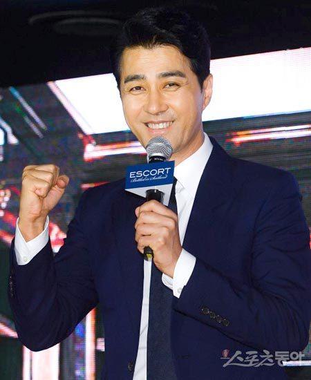 チャスンウォン 에스코트 エスコート 차승원