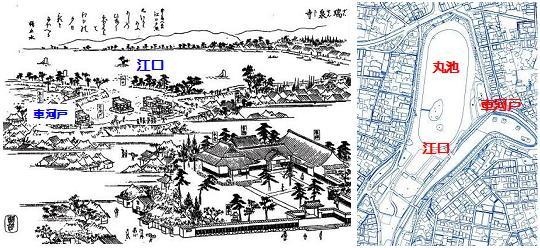 天王川公園マップ