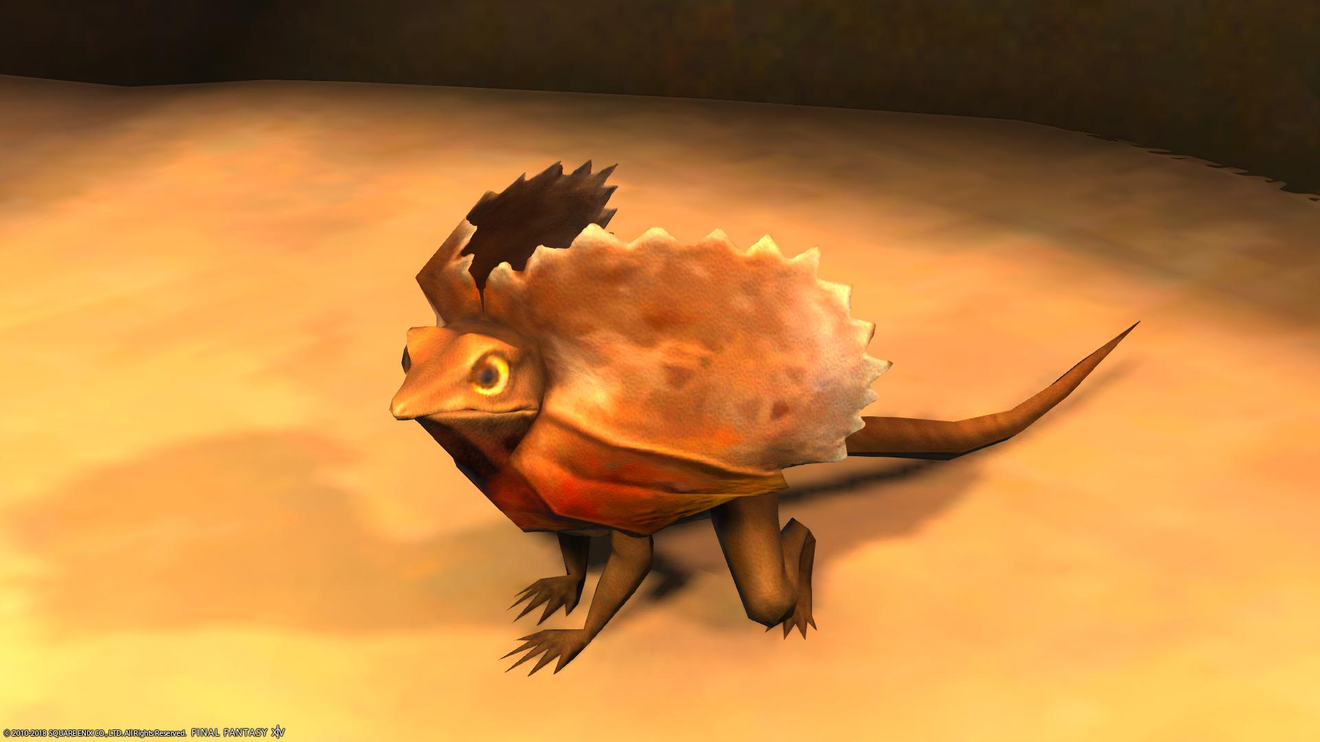 【ミニオン】クラミドサウルス【アメノミハシラ】