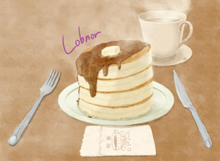 ホットケーキ ブログ用