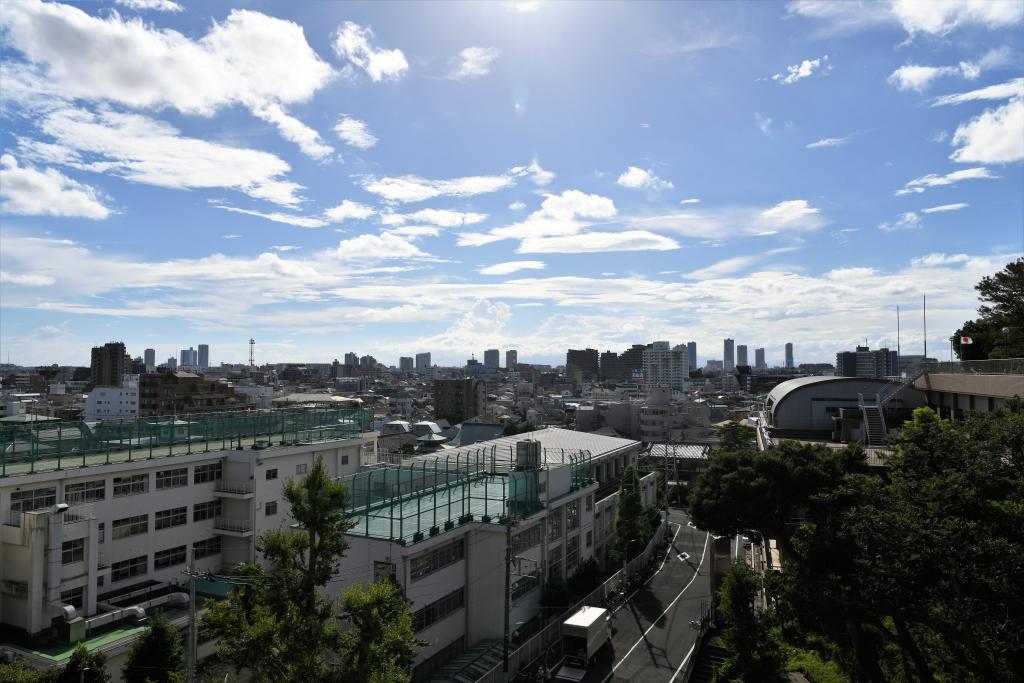 富士の方向 1
