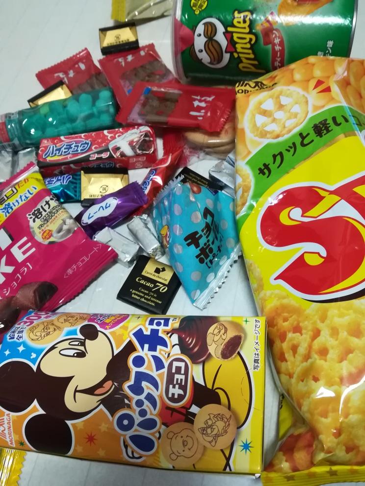 森永製菓のお菓子