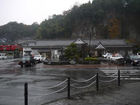 JR豊後竹田駅