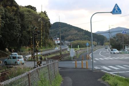 松浦鉄道・吉井駅
