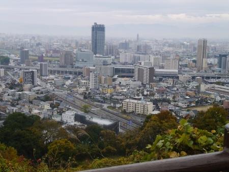 中央に熊本駅