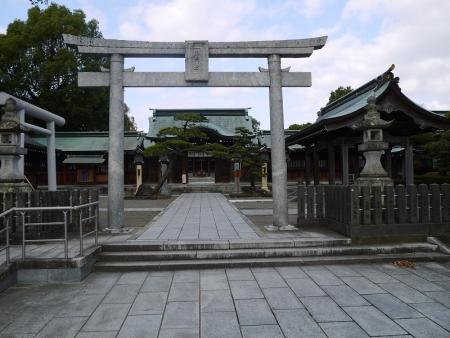 八代城本丸跡(1)