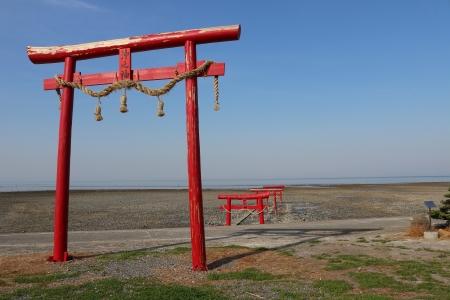 海中鳥居(1)