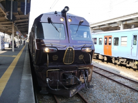 長崎駅に到着
