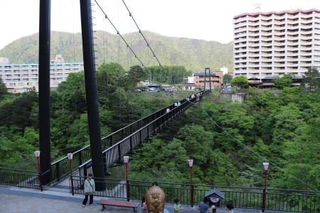 鬼怒楯岩大吊橋(3)