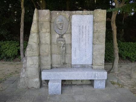 野呂邦暢文学碑