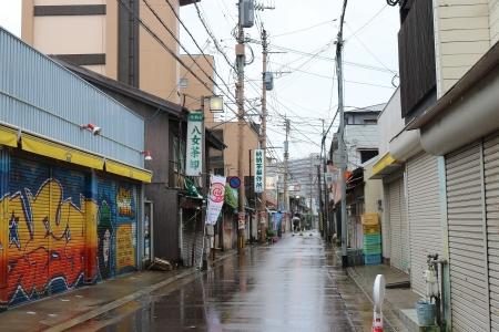 美野島商店街(1)