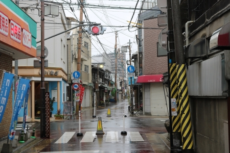 美野島商店街(2)