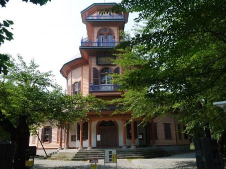 山形市郷土館(旧済生館)