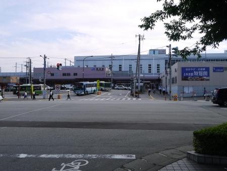 JR富山駅南口