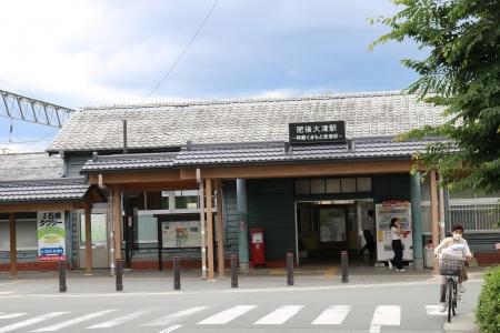 JR肥後大津駅北口