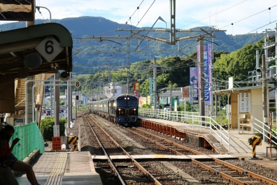 大塔駅(1)