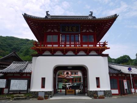 武雄温泉楼門(1)