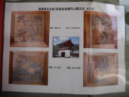 武雄温泉楼門(2)