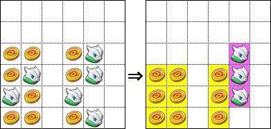 イベントニャース色違いミュウツーX軸使用例