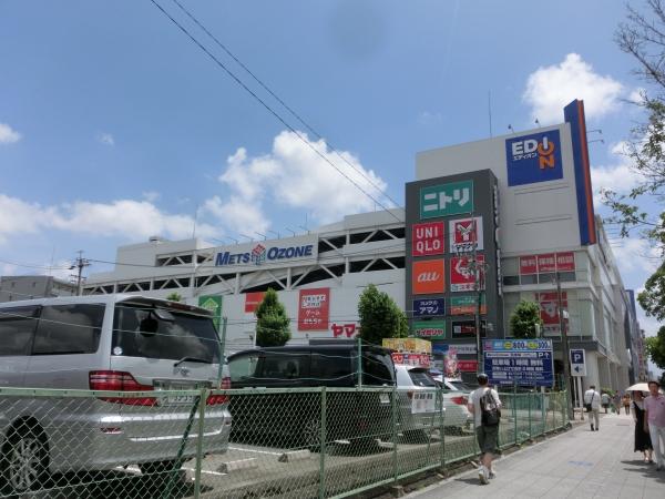 ヤマナカ店舗外観