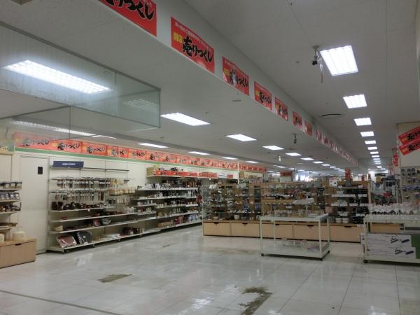 1階食器売場