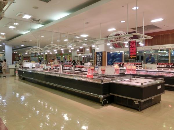 1階鮮魚専門店