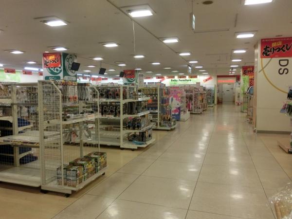 3階おもちゃ売場