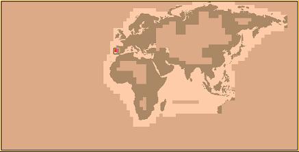 今の世界地図