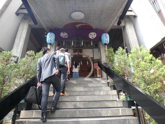 烏森神社 4