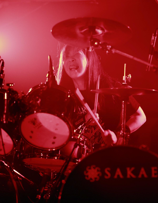 VALKYRIE(ヴァルキューレ)ドラムしゅうちゃん_20180602SHOVEL-2
