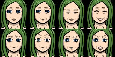 マミルダ 表情1