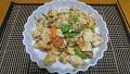サバとお豆腐のチャンプルー 20180620