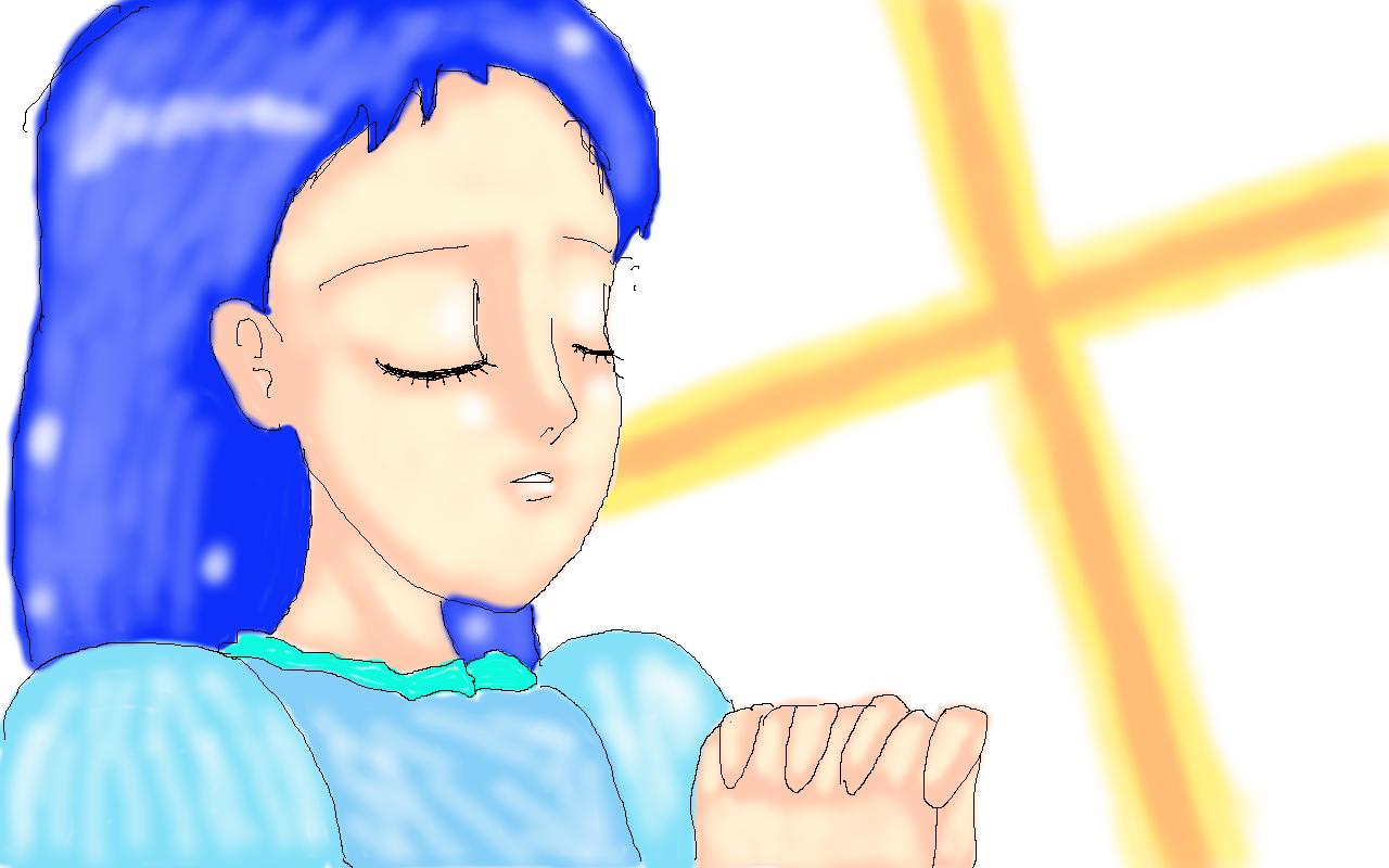 祈りの啓示