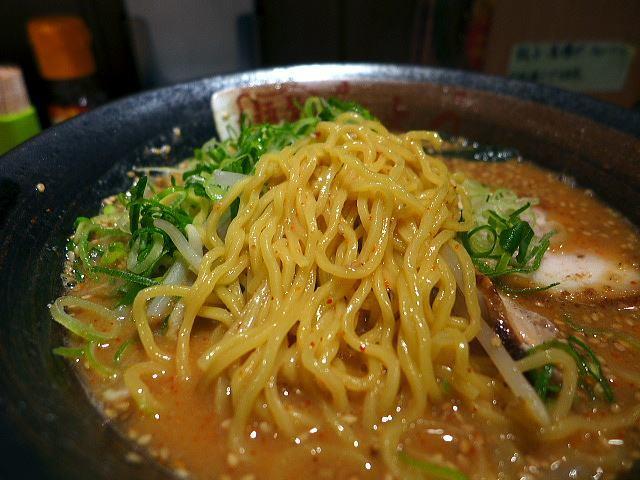 麺屋 しょう 針中野店@01ごま味噌ラーメン 3