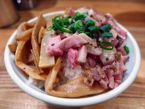 麺や 一想@08濃昆鶏白湯 塩 4