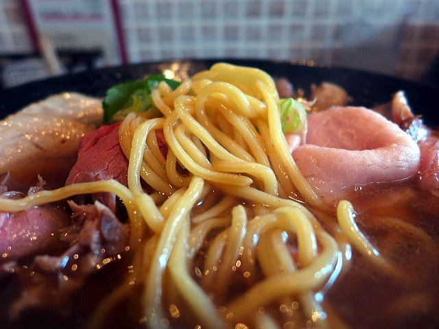 肉麺 ひだまり庵@01肉そば(和風しょうゆ)並 3